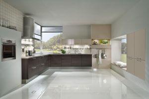 Bodenbeschichtung in der Küche | Hochglanz design Küchenboden!