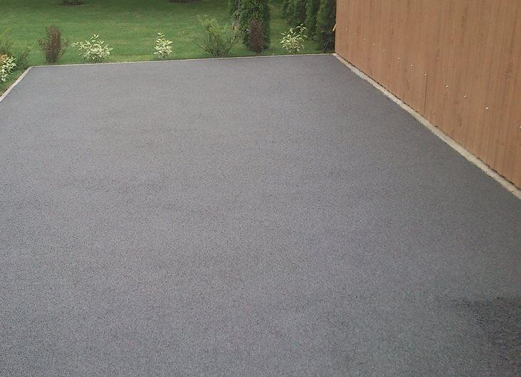 2K Epoxid Bodenbeschichtung Terrasse